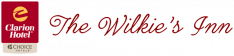 wilkies inn and clarion logo